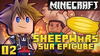 getlinkyoutube.com-Les Dirigeables, ça existe ?   SheepWars avec MrBboy45 - Minecraft