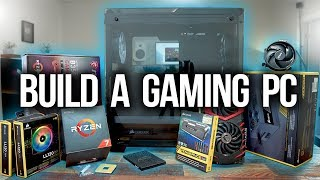 How to Build a Gaming PC | 2018!