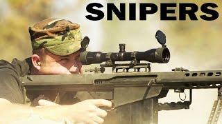 getlinkyoutube.com-US Army Snipers | US Army Training Film: Sniper Employment | 1992