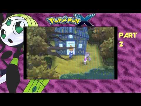 Pokemon X and Y Meloetta Solo Run Part 2