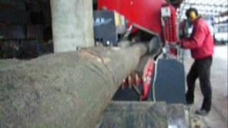 getlinkyoutube.com-Brennholzproduktion Fa. Anding, Jesberg