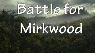 getlinkyoutube.com-Dota 2 Reborn Mod of the Day 4.12.2015 | Battle for Mirkwood!