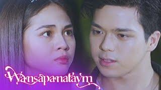 Wansapanataym: Thor asks Jasmin if she still loves him