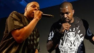 Kanye West & Jay Z Perform