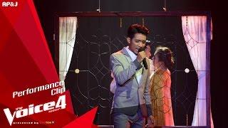 getlinkyoutube.com-The Voice Thailand - เบสท์ ทิฏฐินันท์ -  ใจจะขาด - 6 Dec 2015