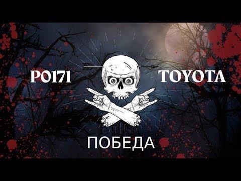 P0171 Toyota corolal fielder nze124 1nz-fe (РЕШЕНО!)