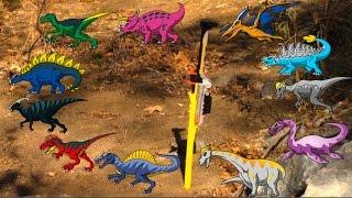 getlinkyoutube.com-Power Rangers Dino Super Charge Origin Story
