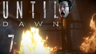 getlinkyoutube.com-MISTAKES WERE MADE | Until Dawn - Part 7