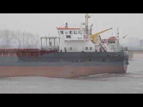 Click to view video KLAIPEDA - IMO 9106584 - Germany - Weser - Brake Unterweser