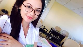 Krestle Lailene F. Deomampo, Beauty Nurse in Uniform