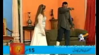 getlinkyoutube.com-Pakistani MUjra  drama De Dana Dan  Iftkhar Thakur Tariq Tedy.flv