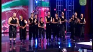 Arabs Got Talent - للعرب مواهب - Ep 6 - Casa Acrobate
