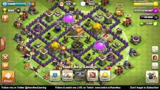 getlinkyoutube.com-Town Hall Level 7 (TH7) Base MAXED OUT Completely Upgrade Strategy for Clash of Clans