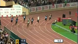 The best races of Usain Bolt
