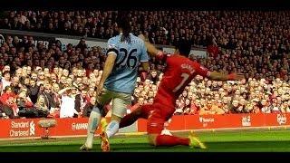 getlinkyoutube.com-Luis Suarez vs Manchester City (Home) HD 720p (13/04/2014)