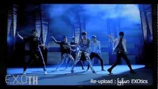 getlinkyoutube.com-[HD] EXO-K MAMA new version (fancam with HQ background music)