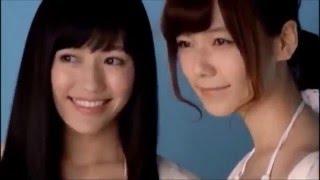 渡辺麻友・島崎遥香 「少年サンデー」 グラビア撮影 【2014】