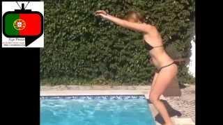 getlinkyoutube.com-Xiça Penico TV - Compilação de fotos sensuais de Leonor Poeiras