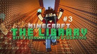 Minecraft: The Library w/d7oomy999 #3 / #3  ماينكرافت - المكتبة