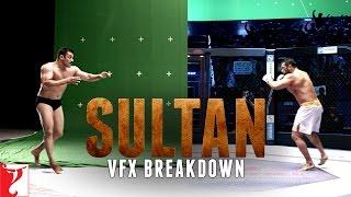 Sultan: VFX Breakdown | Salman Khan | Anushka Sharma