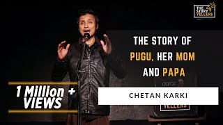 The StoryYellers: She Changed Everything In My Life - Mr. Chetan Raj Karki (Chetanvlogs)
