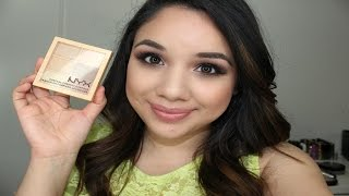 NYX Conceal Correct Contour Palette Review + Demo