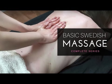 Realtime Swedish Massage Series