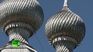getlinkyoutube.com-Holy Wood: Exploring Ancient Russian Churches (RT Documentary)