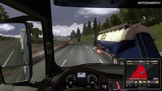 getlinkyoutube.com-Euro Truck Simulator 2 - Berlin - London Mission