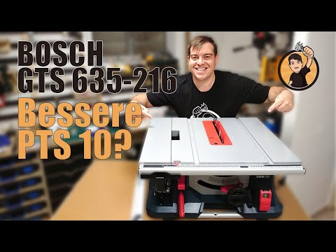 Review of the GTS 635-216 [German] Youtube Thumbnail