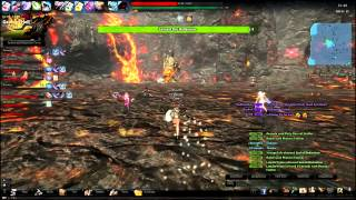 getlinkyoutube.com-Vindictus Gameplay (Lvl 80 Fiona) - EPIC Lavasat Boss Raid