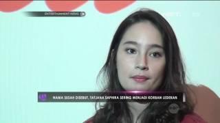 getlinkyoutube.com-Nama Susah Disebut, Tatjana Saphira Sering Menjadi Korban Ledekan