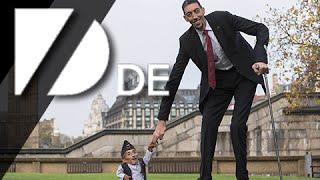 getlinkyoutube.com-Der Größte trifft den Kleinsten!