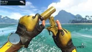 getlinkyoutube.com-Far Cry 3 - All Weapons Shown