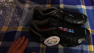 getlinkyoutube.com-Кроссовки соломон - Salomon Speedcross 3 из Китая. Распаковка посылки.