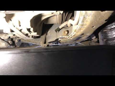 Замена жидкости ГУР Mazda CX-7