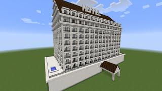 getlinkyoutube.com-Minecraft Como Fazer um Hotel