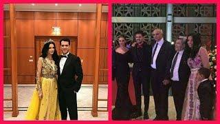 getlinkyoutube.com-شاهد بالفيديو ... الدخلة للعروس ايمان الباني و زوجها مراد!!