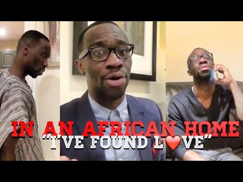 In An African Home | Ive Found Love @KappaCinco