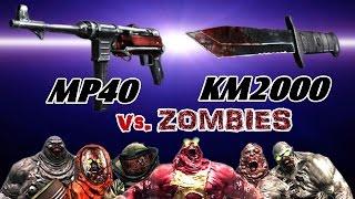 getlinkyoutube.com-Dead Trigger 2 MP40 KM2000 Mk10 vs. Zombies HD