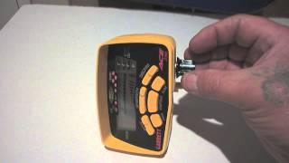 "getlinkyoutube.com-Garrett Ace 250 Mods, Volume and LED ""Metal Detecting"""