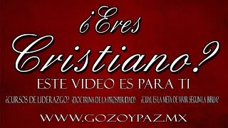 getlinkyoutube.com-¿Eres Cristiano? Este mensaje es para tí por el Roeh Dr. Javier Palacios Celorio - Kehila Gozo y Paz