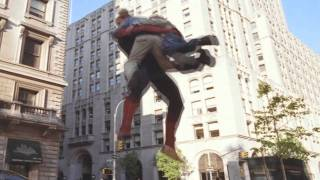 getlinkyoutube.com-Pizza Delivery : Spider-man style!