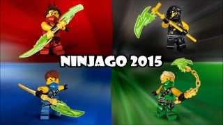 getlinkyoutube.com-Lego Ninjago - Ninjago 2015 Wave 1 Sets