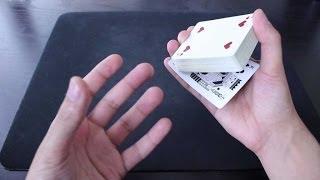 getlinkyoutube.com-خدع الورق - حركة لسرقة الورقة المختارة