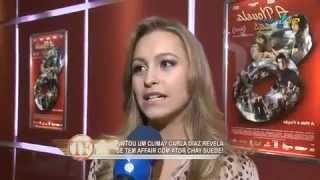 getlinkyoutube.com-TV Fama - Carla Diaz desabafa sobre Michel Teló