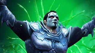 getlinkyoutube.com-WWE Immortals - Scorpion Warrior Sting Super Finisher Attacks