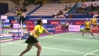 getlinkyoutube.com-Blazing Indian Badminton Star - Jwala Gutta
