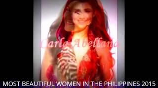 getlinkyoutube.com-TOP 10 MOST BEAUTIFUL WOMEN IN THE PHILIPPINES 2015