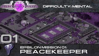 getlinkyoutube.com-Mental Omega 3.3 Act One - Yuri's Epsilon Mission 01: Peacekeeper (On Mental)